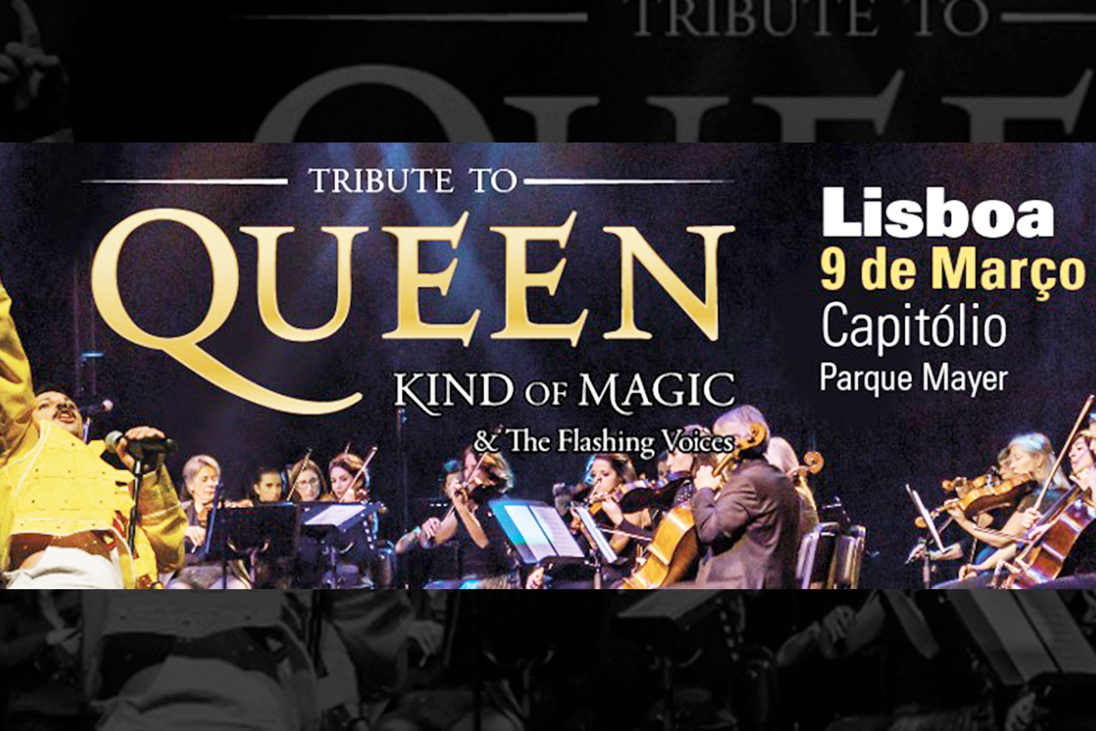 Kind of Magic & Orchestra – Queen Tribute